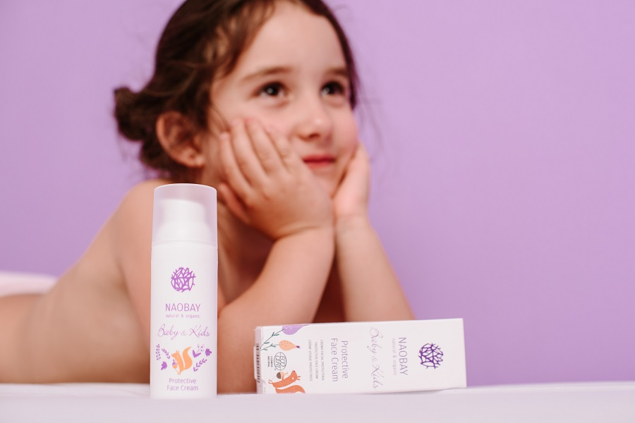 Ecocert Baby Protective Face Cream 50