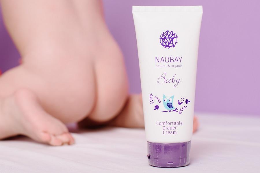 Ecocert Baby Comfortable Diaper cream