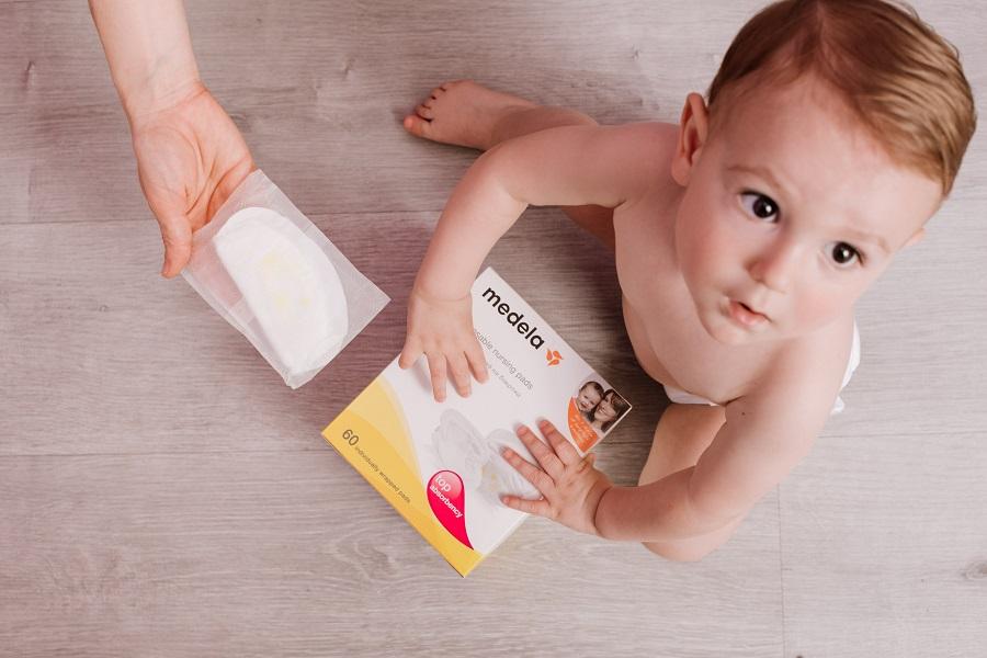 Discos de lactancia