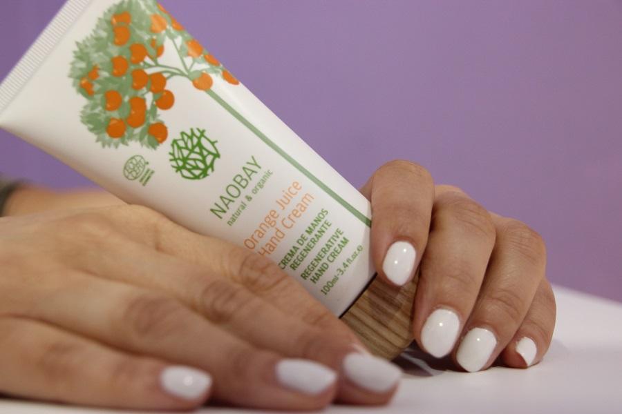 Ecocert Orange Juice and Hand Cream